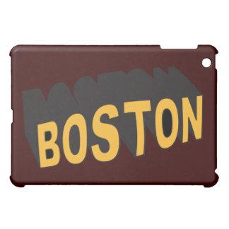 Boston iPad Case