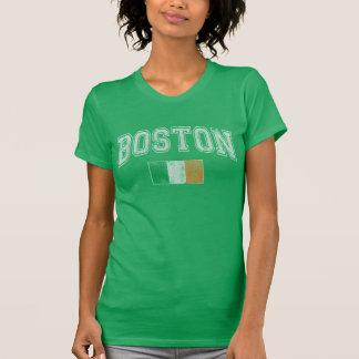 Boston Irish Flag T-Shirt