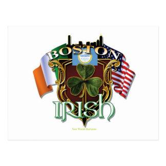 Boston Irish Pride Postcard