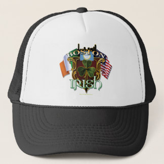 Boston Irish Pride Trucker Hat
