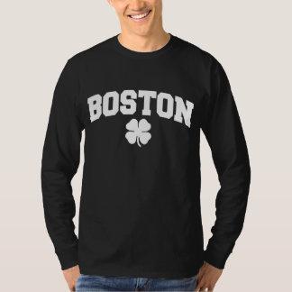 Boston (Irish Shamrock) T-Shirt