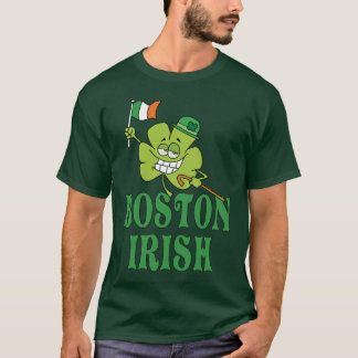 Boston Irish Shirt