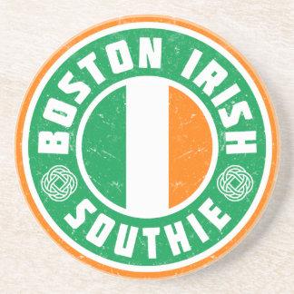 Boston Irish Southie Drink Coasters