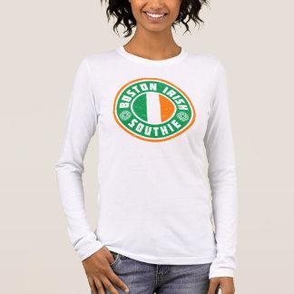 Boston Irish Southie Long Sleeve T-Shirt
