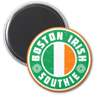 Boston Irish Southie Magnet
