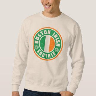 Boston Irish Southie Pullover Sweatshirt