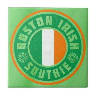 Boston Irish Southie Tiles