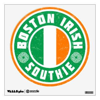 Boston Irish Southie Wall Sticker