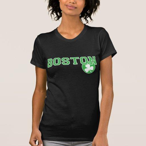 Boston - irlandés camiseta
