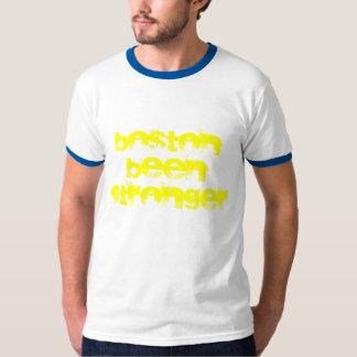 Boston is stroger babe! made by Rashief Stallings Tee Shirt