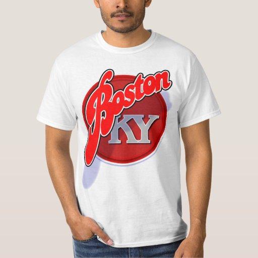 Boston KY swoop shirt