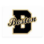 Boston Letter Postcards