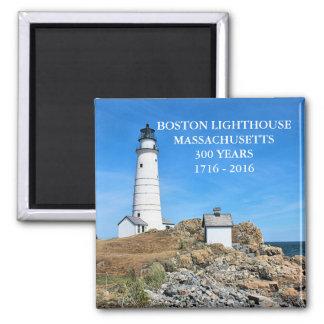 Boston Lighthouse, Massachusetts Magnet
