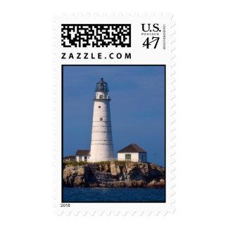 Boston Lighthouse Postage