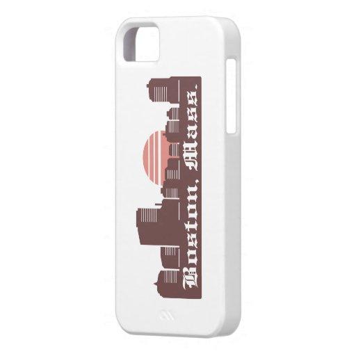Boston Linesky iPhone 5 Case-Mate Cárcasas