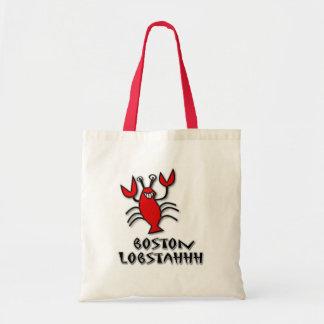 Boston Lobstahhh Budget Tote Bag