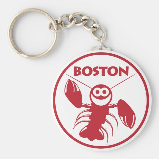 Boston Lobster Key Chain
