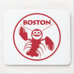 Boston Lobster Mouse Pads