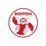 Boston Lobster Postcards