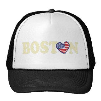 Boston Love Mesh Hats