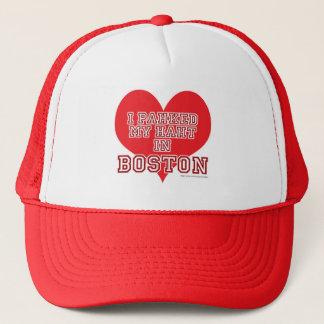 Boston Love Trucker Hat