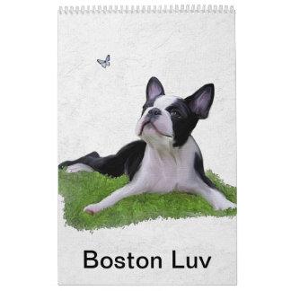Boston Luv Calendar