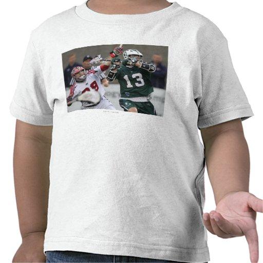 BOSTON, MA - 11 DE JUNIO:  J.J. Morrissey #29 Camiseta