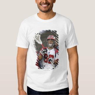 BOSTON, MA - 11 DE JUNIO:  Paul Rabil #99 2 Camisas