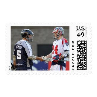 BOSTON, MA - 4 DE JUNIO:  Chris Eck #24 Sello