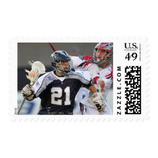 BOSTON, MA - 4 DE JUNIO:  Jeff Reynolds #21 Sello Postal