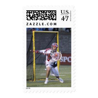 BOSTON, MA - 4 DE JUNIO:  Jordania Burke #5 Sellos Postales