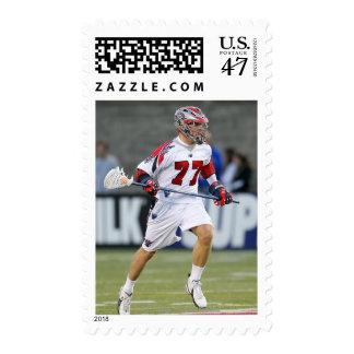 BOSTON, MA - 4 DE JUNIO:  Kyle Sweeney #77 Sello Postal