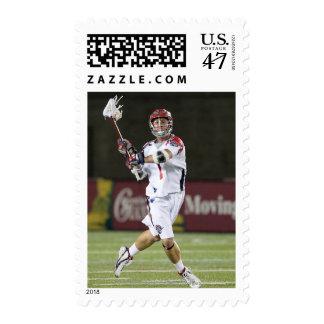 BOSTON, MA - 4 DE JUNIO:  P.T. Ricci #1 Sellos Postales