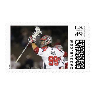 BOSTON, MA - 4 DE JUNIO:   Paul Rabil #99 Sello