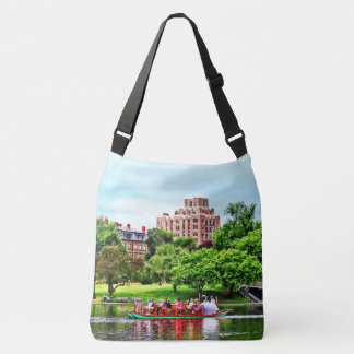 Boston MA - Boston Public Garden Crossbody Bag