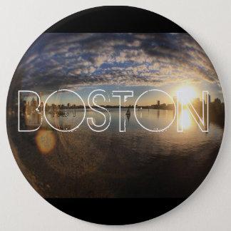Boston MA Button