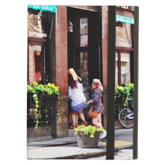 Boston mA - Café en poca Italia