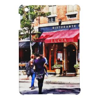 Boston mA - Calle North End de Hannover