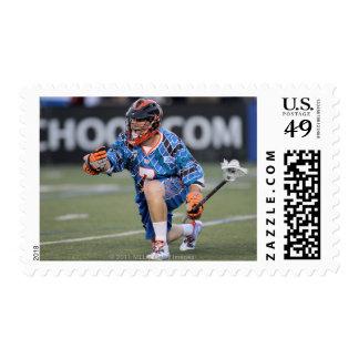 BOSTON, MA - JULY 09:  Matt Bocklet #7 Postage Stamp