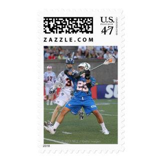 BOSTON, MA - JULY 09:  Mike Ward #23 Postage Stamp