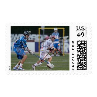 BOSTON, MA - JULY 09:  P.T. Ricci #1 Postage Stamp