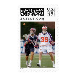BOSTON, MA - JULY 23: Brad Ross #10 Postage