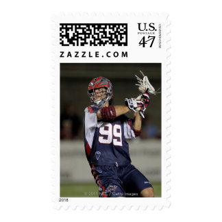 BOSTON, MA - JULY 23:  Paul Rabil #99 Postage Stamp