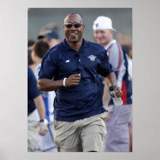BOSTON, MA - JULY 9:  Coach Bill Daye Poster