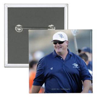 BOSTON, MA - JULY 9:  Coach Brendan Kelly Pinback Button