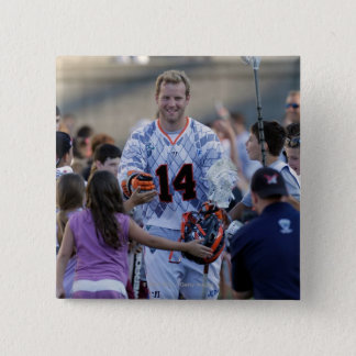BOSTON, MA - JULY 9:  Drew Westervelt #14 Button