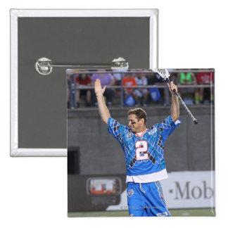 BOSTON, MA - JULY 9:  Ned Crotty #2 Pinback Button