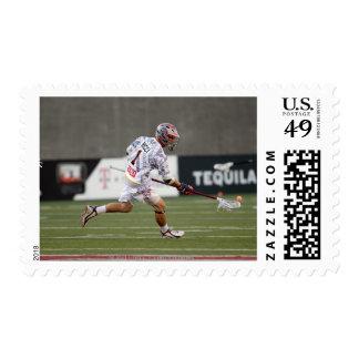 BOSTON, MA - JULY 9:  P.T. Ricci #1 Stamp