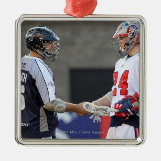 BOSTON, MA - JUNE 04:  Chris Eck #24 Metal Ornament