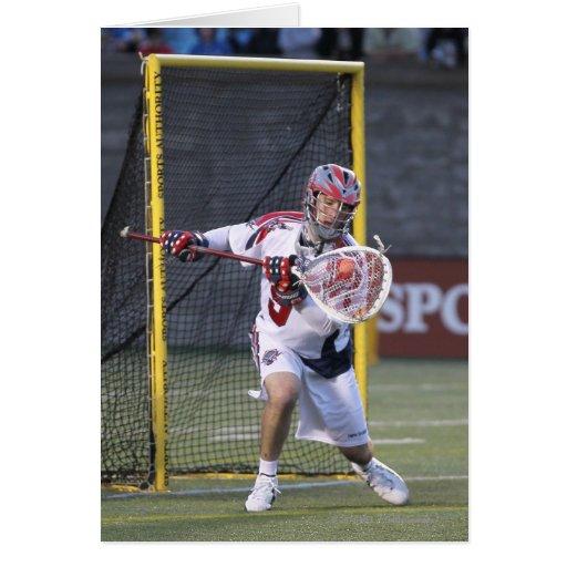 BOSTON, MA - JUNE 04:  Jordan Burke #5 Cards